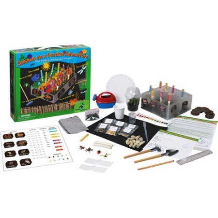 Kids Gardening Adventure With Two-tiered Classroom Greenhouse & Experiments Kit, Learning Science, Educational Tools, Kids Explore & Discover, Fun Activity, Easy Science Project For Kids by ( Learning Resource ) (Image #2)