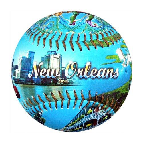 EnjoyLife Inc New Orleans Souvenir Baseball