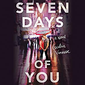 Seven Days of You Audiobook