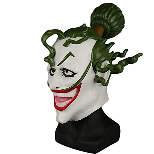 Máscara Fancy Face Mask Halloween Cosplay Ninja Batman Clown ...