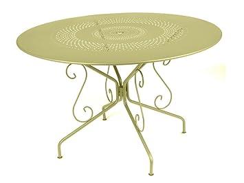 FERMOB Montmartre Table, Multicolore: Amazon.fr: Jardin