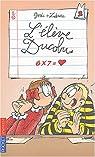 L'Elève Ducobu (roman), tome 2 : 6 x 7 = coeur par Zidrou