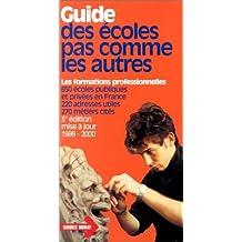 Guide des écoles formation pro 1999-2000