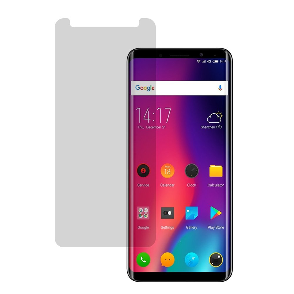 Protector pantalla para Homtom S8, Cristal Vidrio Templado Premium ...