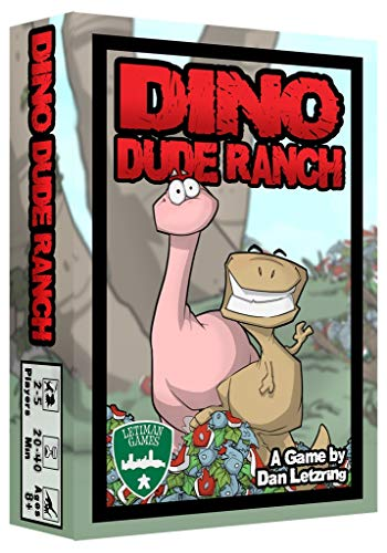 - Letiman Games Dino Dude Ranch