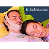Best Snoring Solution - Top Rated 2018 Snoring Solution! - Best Snoring Aid - Premium Comfort - Stop Snoring Jaw Strap - Most Recommended by Doctors (OPEN MOUTH SNORERS ONLY)
