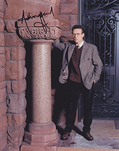 ANTHONY HEAD as Rupert Giles - Buffy The Vampire Slayer GENUINE AUTOGRAPH