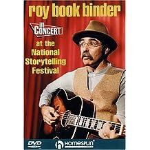 DVD-Roy Book Binder In Concert
