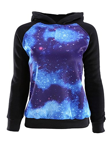 Ayliss Unisex Galaxy Astronomy Sweater