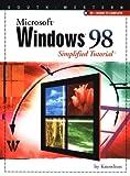 Microsoft Windows 98 Simplified Tutorial 9780538720458