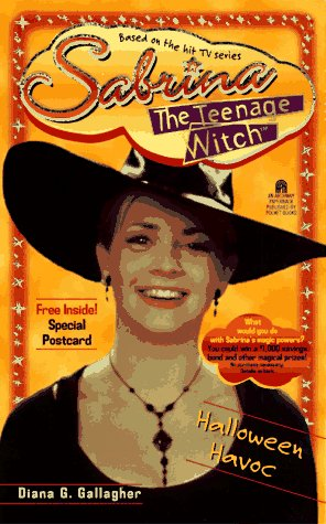 HALLOWEEN HAVOC SABRINA THE TEENAGE WITCH 4]()