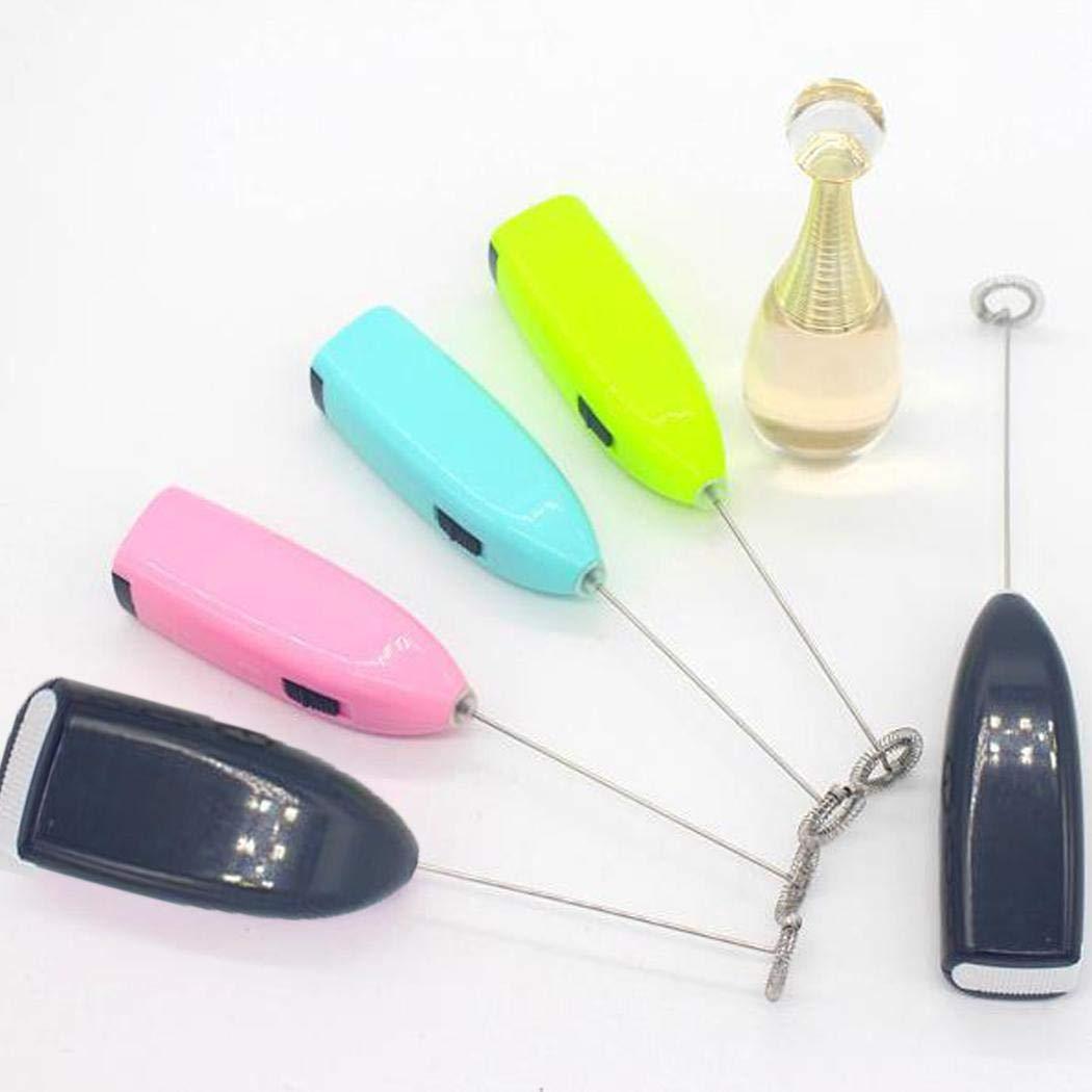 Qenci Electric Handheld Kitchen Tool Egg Beater Mini Electric Mixers Hand Blenders
