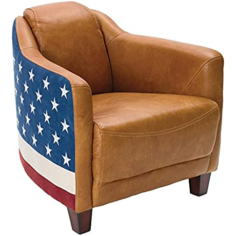 Go Home Bipartisan Chair 27 Length X 32 Depth X 27 Height