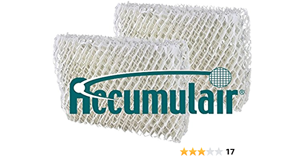 HQRP Humidifier Wick Filter Compatible with Sears Kenmore 14909//14912 32-14912 Emerson Essick Air AIRCARE HDC-2R /& HDC-411 BestAir E2R Replacement