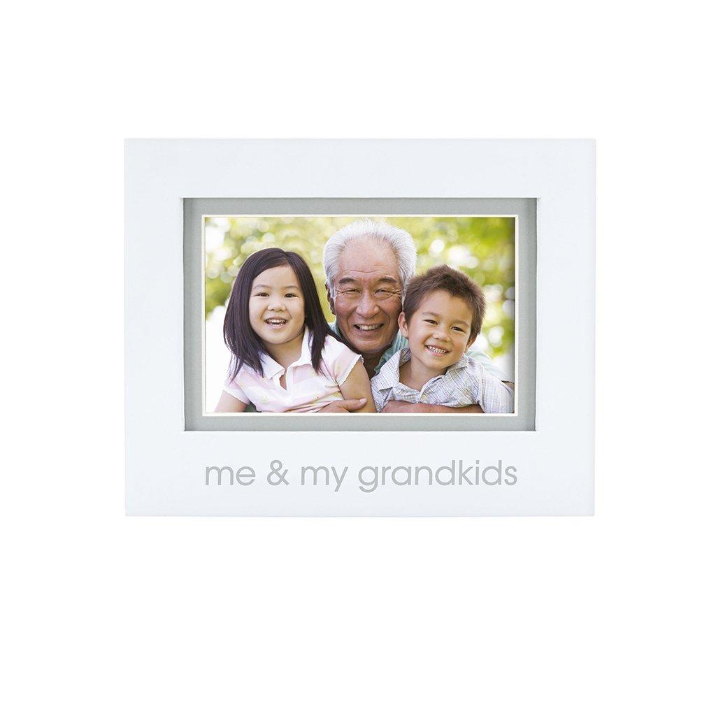 Pearhead Me and My Grandma Photo Frame, White Pearhead Inc. 70192