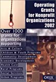 Operating Grants for Nonprofit Organizations 2002, Grants Program Staff, 1573565652