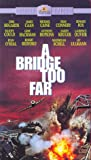 A Bridge Too Far [VHS]