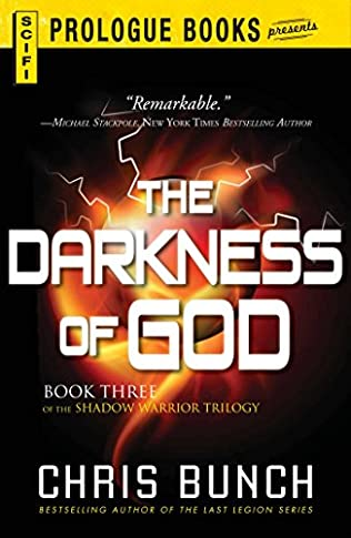 book cover of The Darkness of God