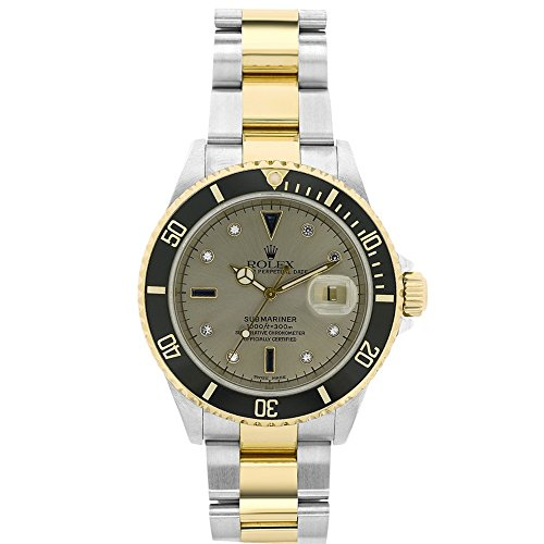 Rolex Submariner automatic-self-wind mens Watch 16613 (Certified Pre-owned) by Rolex (Image #5)