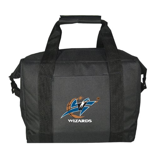 NBA Washington Wizards Soft Sided 12-Pack Cooler Bag by Kolder