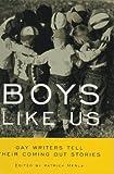 Boys Like Us, , 0380973405