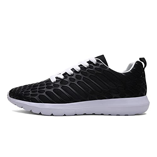 e45066e20 fereshte Unisex Adults  Lightweight Trainers Gym Walking Fitness Running  Sneakers Hollow Out Mesh Breathable Sports