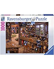 Ravensburger 197903 Puzzel Dad`S Shed: 1000 Stukjes