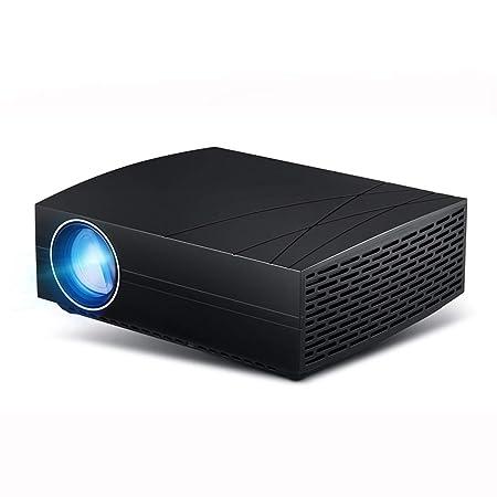 WF Proyector con Reproductor Full HD, Sistema De Cine En Casa 4000 ...
