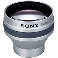 Sony VCLHG2025 Telescopic Conversion Lens for DCR-DVD101, 201, 301, 105, 205, 305, DCR-HC21, 32, 43, 26, 36 & 46 Camcorders