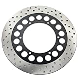TARAZON 298mm Front Brake Disc Yamaha V-Star Classic XVS650 XVS 650 98-17 XV535 S Virago 95-03 XVS 1100 V-Star Classic Custom 1999-2009 00 01 02 03 04 05 06 07 08 Royal Star XVZ 1300