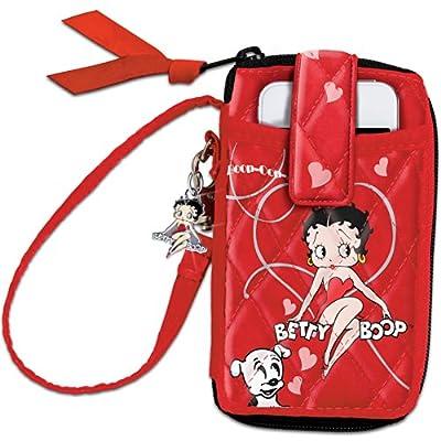 Betty Boop Wristlet Wallet by The Bradford Exchange