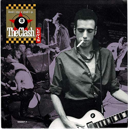 Should I Stay Or Should I Go : The Clash: Amazon.it: Musica