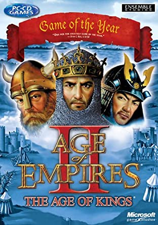 age of empires ii the age of kings pc cd amazon co uk pc