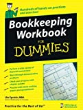 img - for Bookkeeping Workbook For Dummies book / textbook / text book