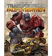 Transformers: Art of Fall of Cybertron (Hardback) - Common