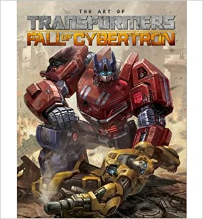 Read Transformers: Art of Fall of Cybertron (Hardback) - Common PDF