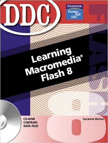 Macromedia Flash Learning Book
