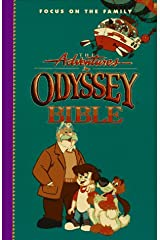 The Adventures in Odyssey Bible: Includes the Entire Text of the International Children's Bible (Focus on the Family) Hardcover