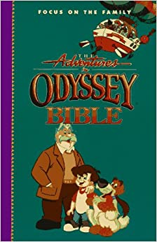 The Adventures In Odyssey Bible Includes The Entire Text