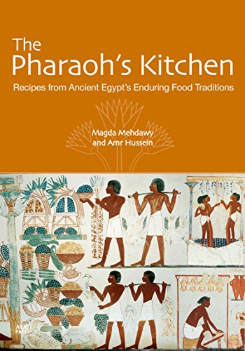 - The Pharaoh's Kitchen: Recipes from Ancient Egypts Enduring Food Traditions
