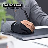 Parblo PR-01 Two-Finger Glove for Graphics Drawing