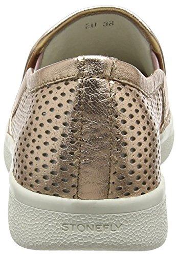 Stonefly Sandy 4, Zapatillas Bajas para Mujer Dorado (Oro Rosa U01)