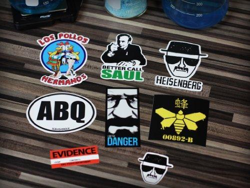 lection, Heisenberg, Los Pollos Hermanos, Better Call Saul, Breaking Bad ()
