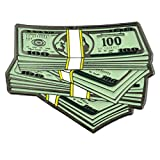 PinMart Stack of $100 Dollar Bills Money Trendy Enamel Lapel Pin