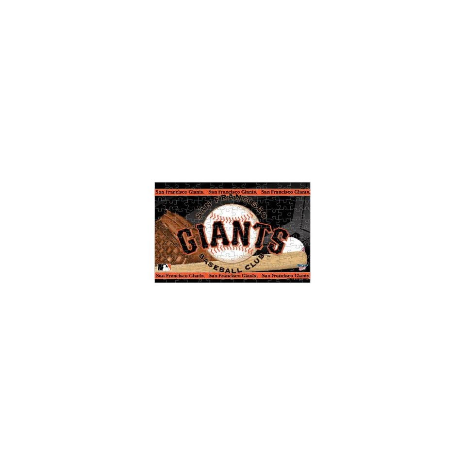 San Francisco Giants MLB 150 Piece Team Puzzle by Wincraft