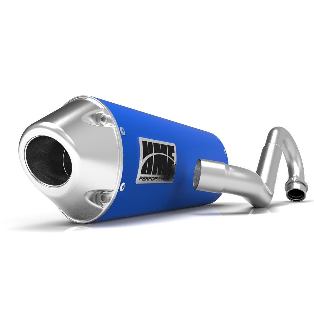 Kit básico para Jet, Pre filtro de aire de espuma de filtro, cartucho azul performance-series completo sistema euro-polished de escape para Yamaha YFZ 450 ...