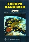 img - for Europahandbuch 2002. book / textbook / text book
