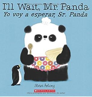 Please, Mr. Panda / Por favor, Sr. Panda (Spanish Edition): Steve ...