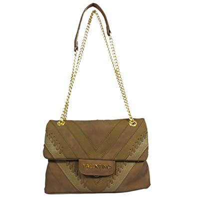 Femme Pour Taupe ValentinoSac Bandoulière Beige M ID9EWHY2