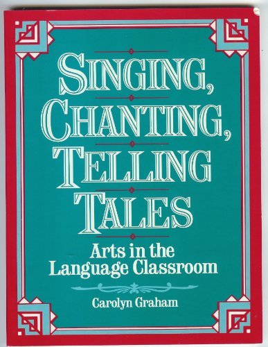 Graham Tree Hall (Singing, Chanting, Telling Tales: Arts in the Language Classroom)